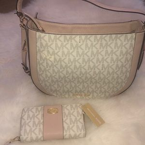 Michael Kors Bag and wallet